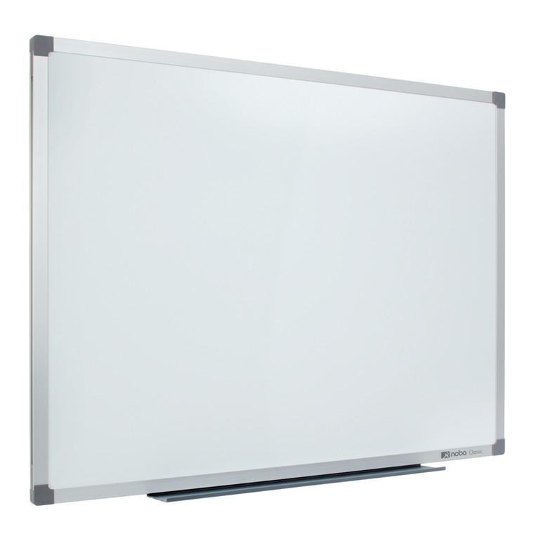 Nobo Whiteboard Classic - Lakeret 100 x 150 cm
