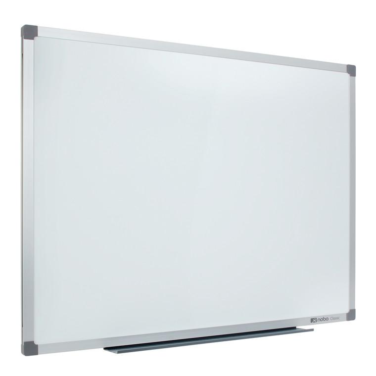 Nobo Whiteboard Classic - Lakeret 120 x 180 cm