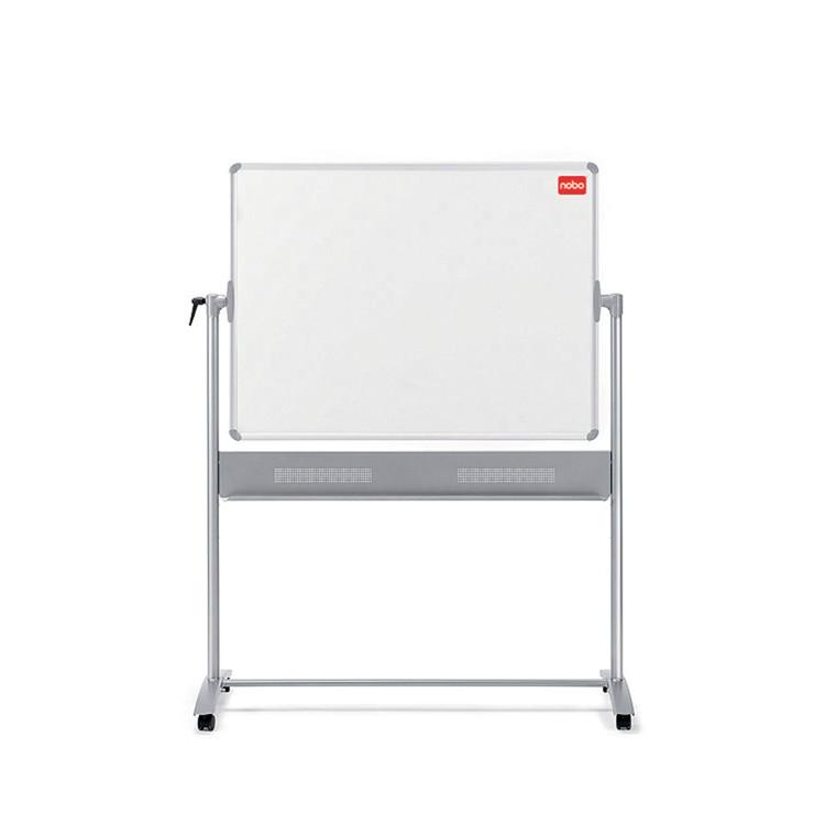 Nobo Prestige Mobil Whiteboard -  Vendbar 150 x 120 cm