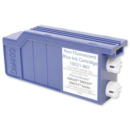Pitney Bowes - Kompatibel blå blæk 620-1NI-620-1BN