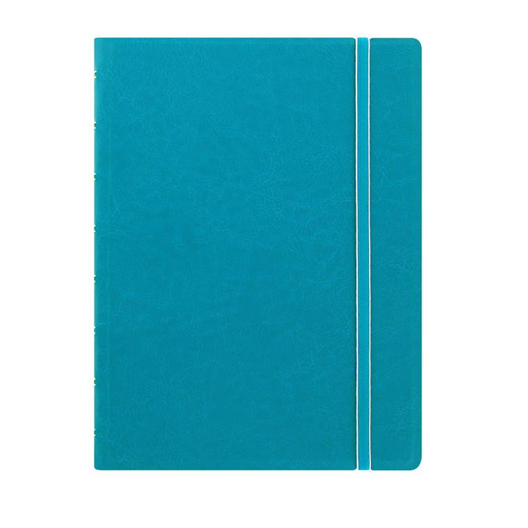 Notebook Filofax A5 aqua incl linierede blade