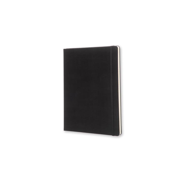 Notesbog MOLESKINE Classic hard linieret XL sort