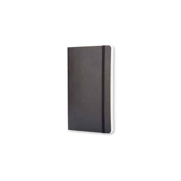 Notesbog MOLESKINE Classic soft linieret Large sort