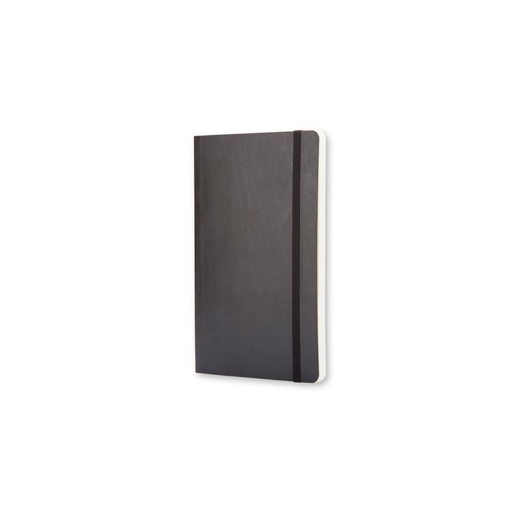 Notesbog MOLESKINE Classic soft linieret Pocket sort