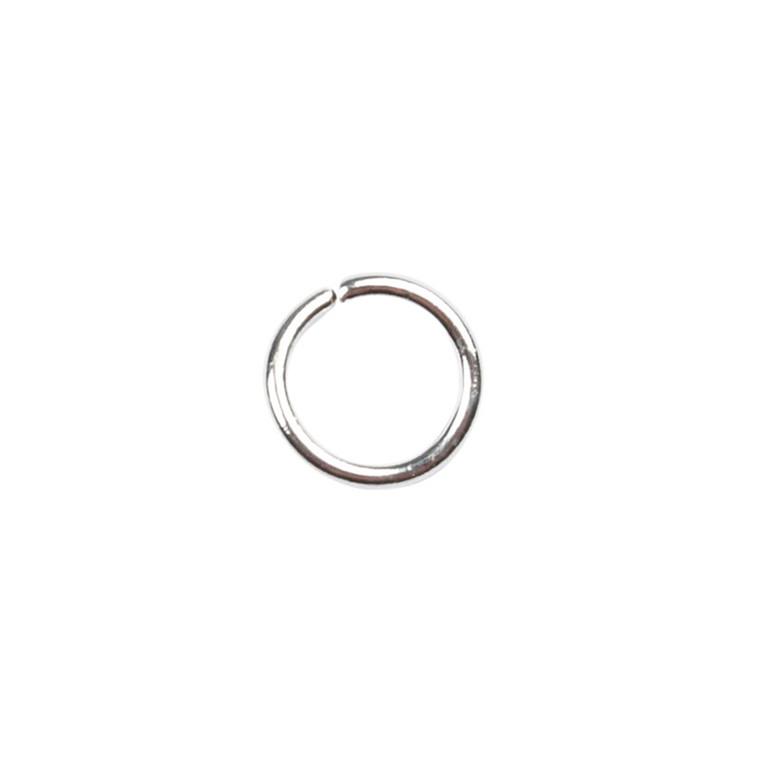O-ring, 0,7 mm, forsølvet, FS, 500 stk.