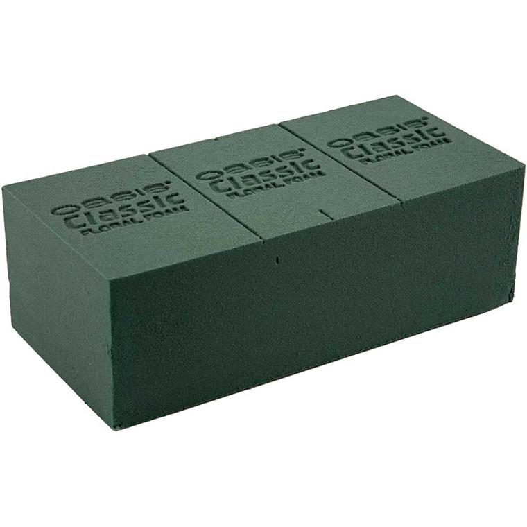 Oasis grøn, størrelse 23 x 11 x 8 cm - 1 stk
