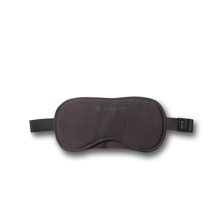Øjenmaske Carlton og ørepropper grå