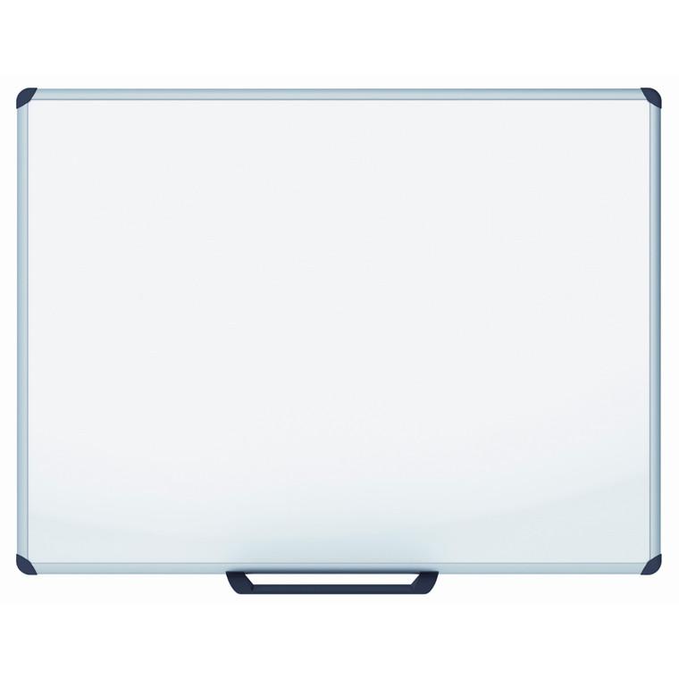 Office Depot whiteboard - Hvid emaljeret med aluramme 120 x 180 cm