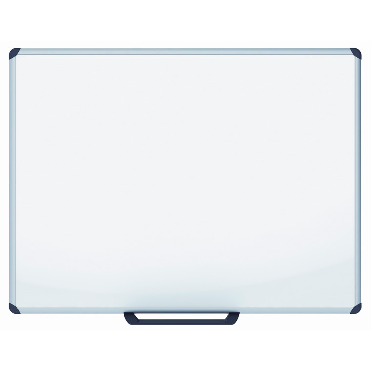 Office Depot whiteboard - Hvid emaljeret med aluramme 45 x 60 cm