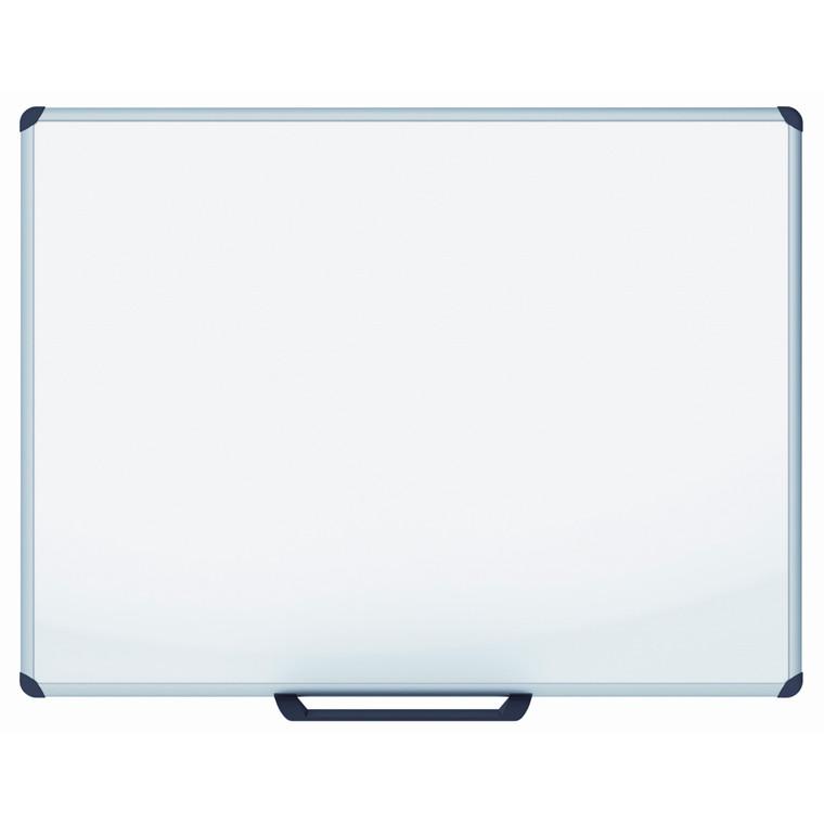 Office Depot whiteboard - Hvid emaljeret med aluramme 60 x 90 cm