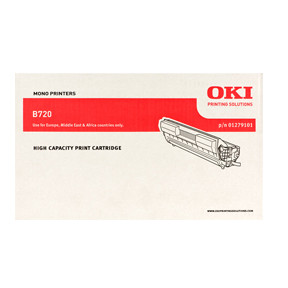 OKI B720/B730 toner black 20K