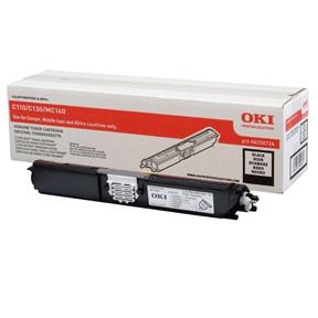 OKI C110/C130 toner black 2.5K