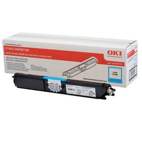 OKI C110/C130 toner cyan 2.5K