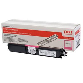 OKI C110/C130 toner magenta 1.5K