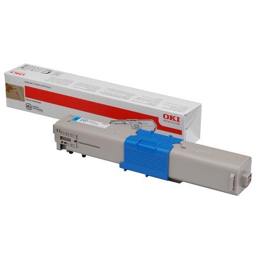OKI C332/MC363 toner cyan 1.5K