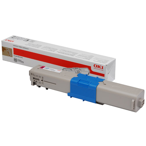 OKI C532/MC573 toner magenta 1.5K