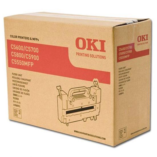 OKI C5600/5700/5800/5900 fuserunit