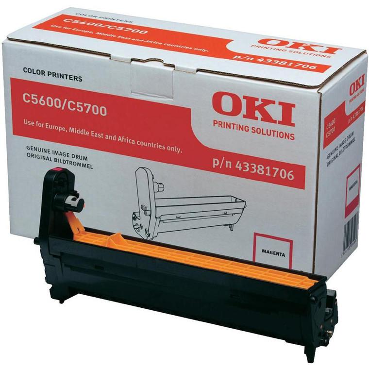 OKI C5600/C5700 drum magenta