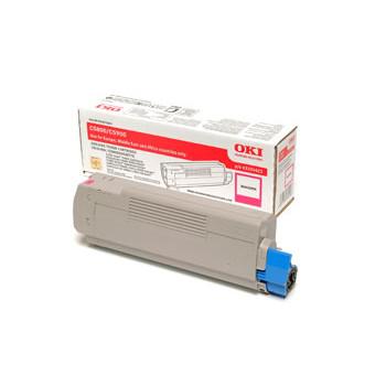OKI C5800/C5900/5550 toner magenta 5k