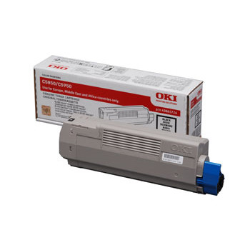 OKI C5850/5950/MC560 toner black 8K