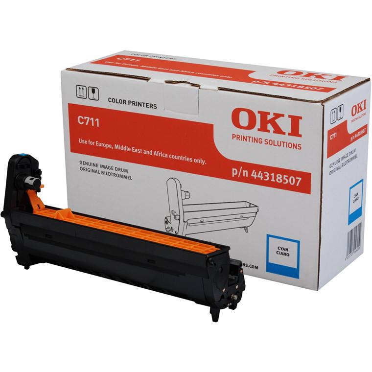 OKI C711 drum cyan 20K