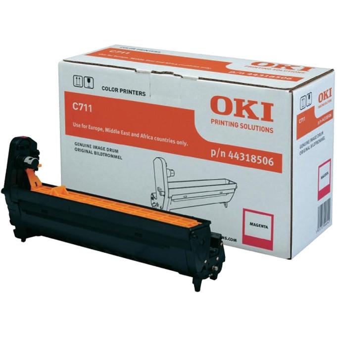 OKI C711 drum magenta 20K