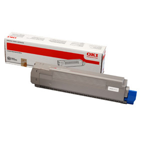 OKI C801/C821 toner magenta 7.3K