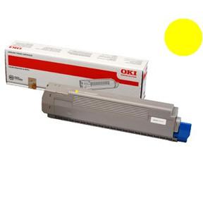 OKI C801/C821 toner yellow 7.3K