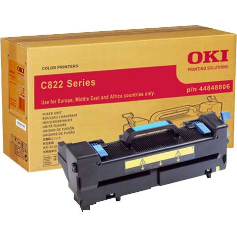 OKI C822 fuser unit 100K
