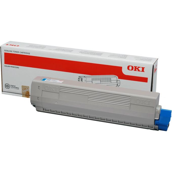 OKI C831/C841 toner cyan 10K