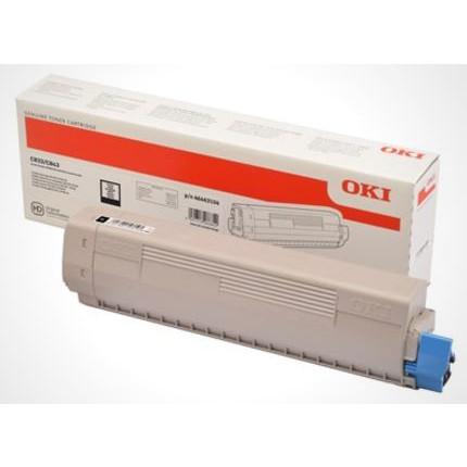 OKI C833/843 toner black 10K