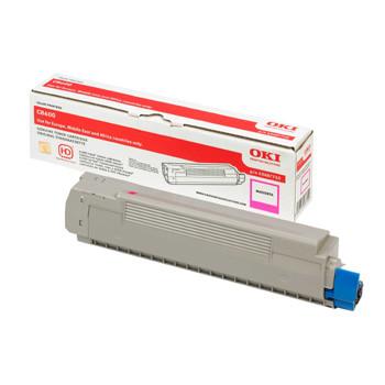 OKI C8600/C8800 toner magenta 6k