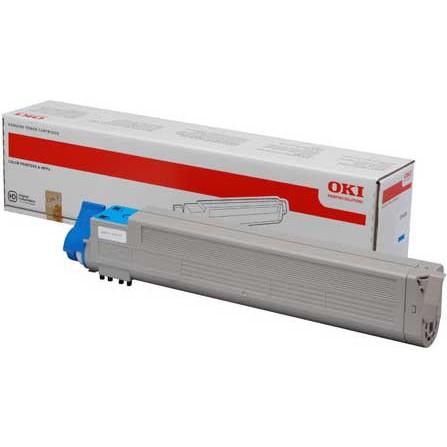 OKI C9655 toner cyan 22K