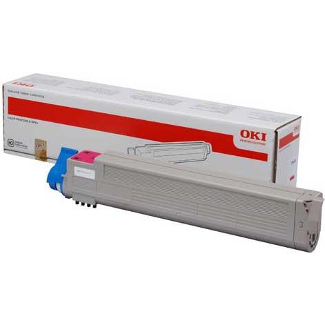 OKI C9655 toner magenta 22K