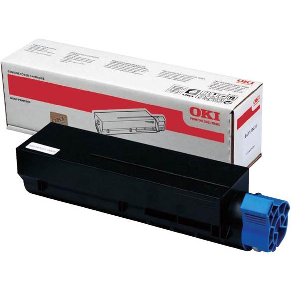 OKI MB472/492/562 black toner 3K