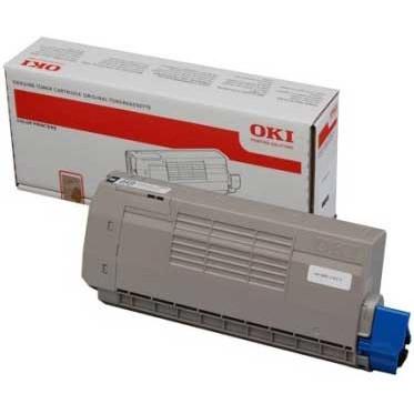 OKI MC861 toner black 9.5K