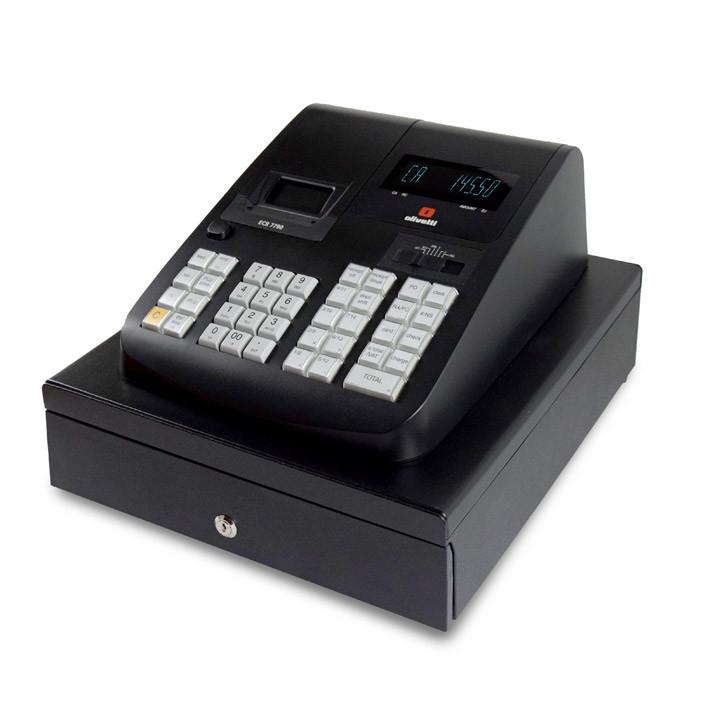 Olivetti ECR 7790 kasseapparat