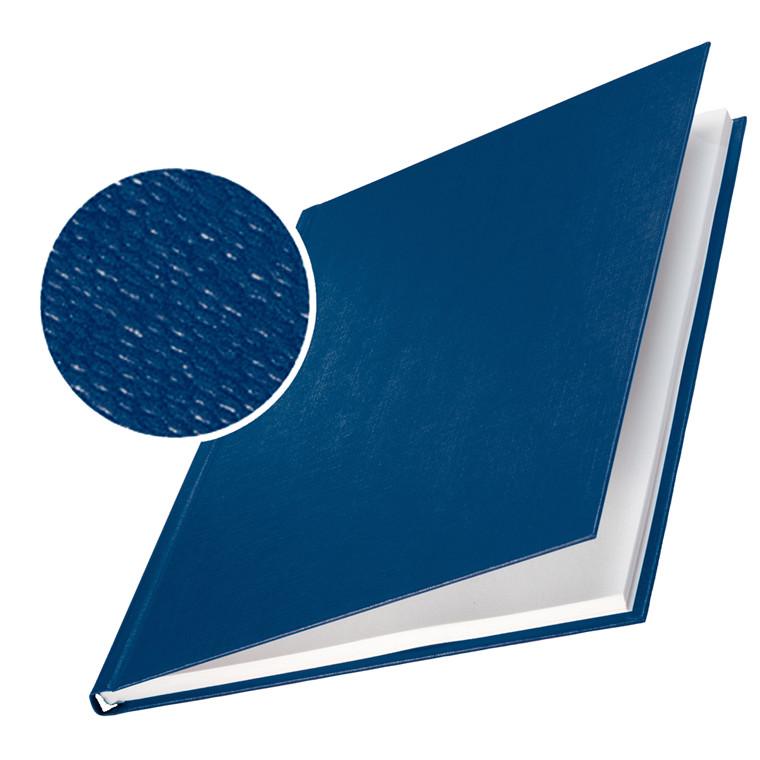 Omslag - Leitz impressBIND blå karton til 105 ark - 10 stk