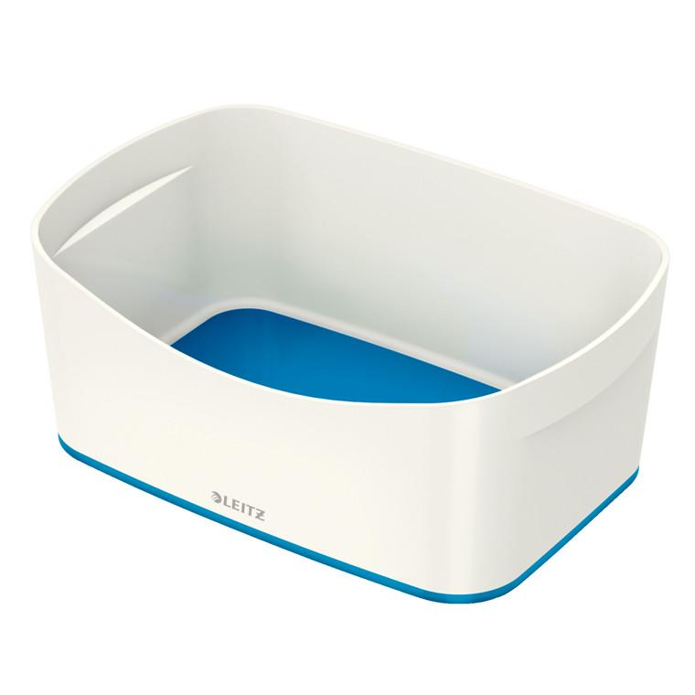 Opbevaringsbakke Leitz MyBox hvid/blå