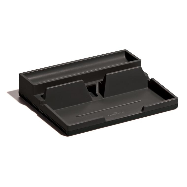 Opbevaringsskuffe VARICOLOR mørk grå Desk organizer