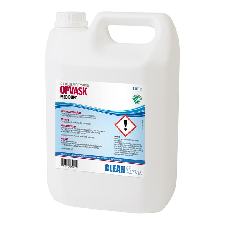 Cleanline Opvask med duft - 5 liter
