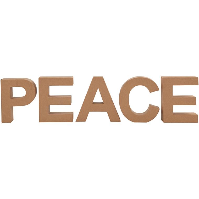 Ord størrelse 17,5 cm tykkelse 5,5 cm | PEACE