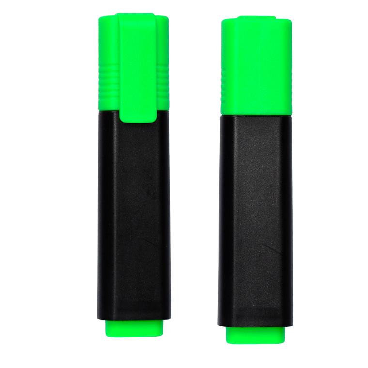 Overstregnings marker - Q-Line grøn