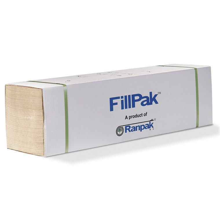 PadPak-papir t/FillPak 76cmx500m 1-lags fanfolded