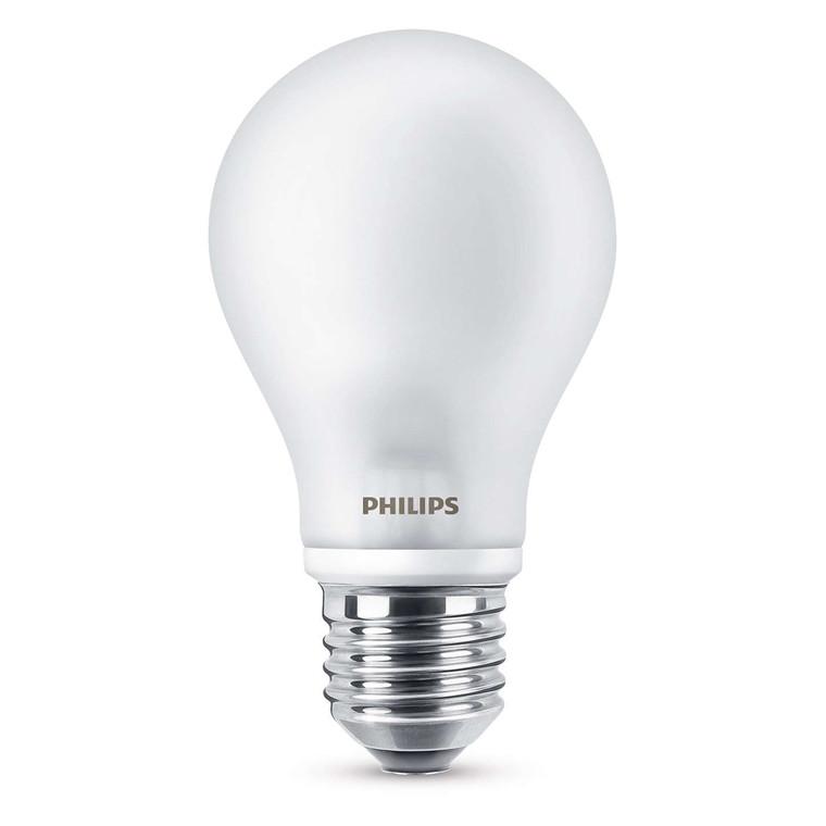 Pære LED krone 4,5W (40W) E27 Classic A60 E27 WW FRND SRT4