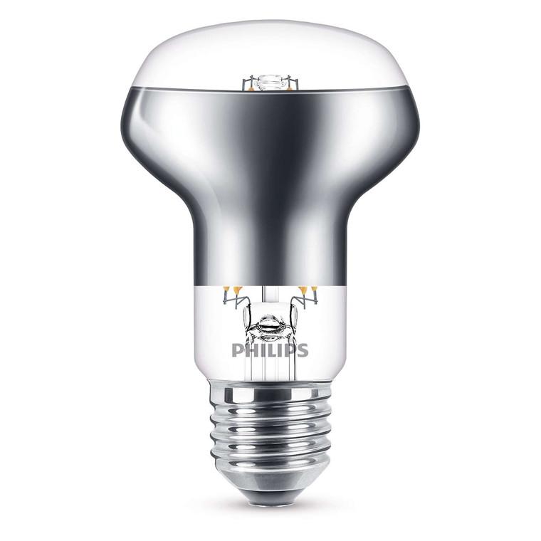 Pære LED reflektor 4,5W (42W) E27 R63 WW ND SRT4