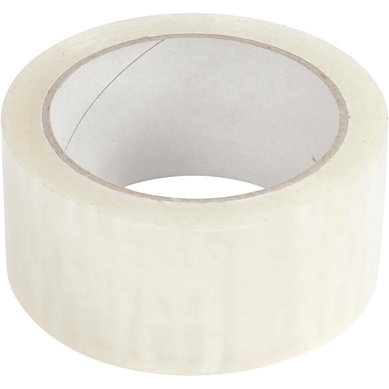 Pakketape, B: 48 mm, 66m