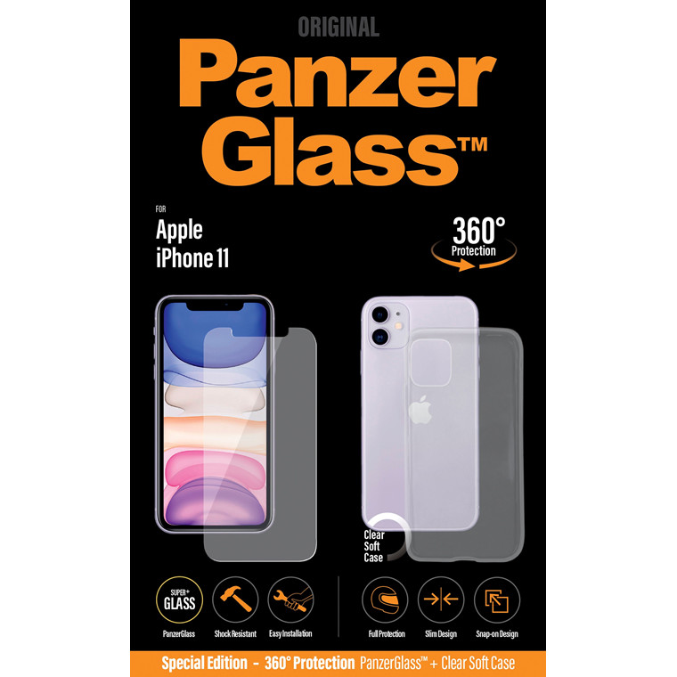 PanzerGlass Apple iPhone 11 Pro/w. PG Case