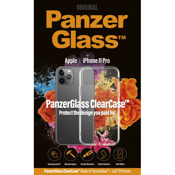 PanzerGlass ClearCase for Apple iPhone 11 Pro