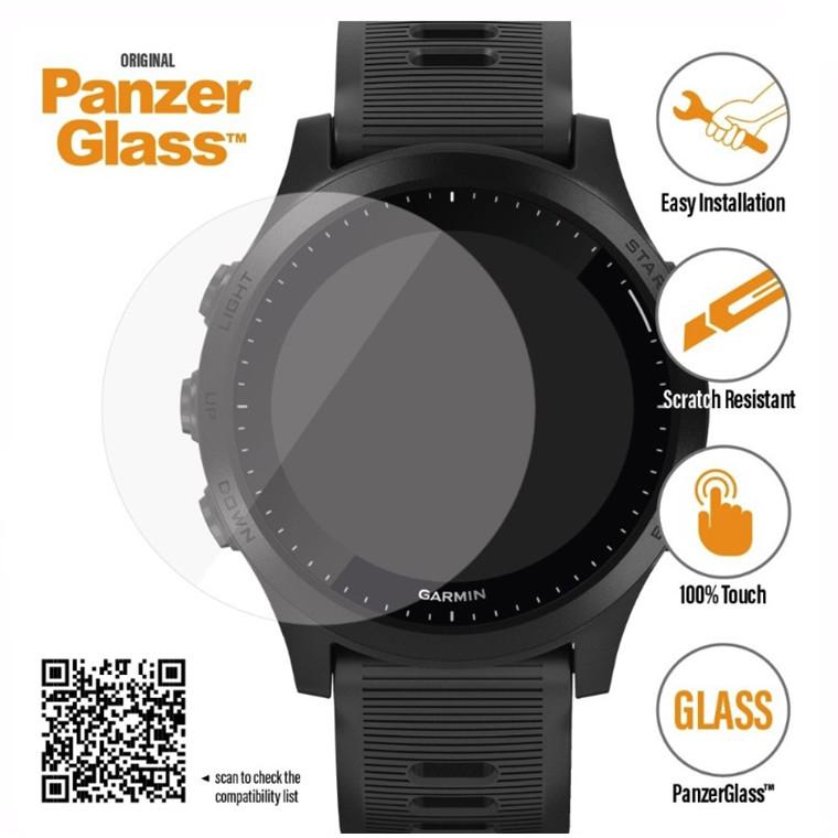 PanzerGlass Garmin Forerunner 245/45/Fenix 5S Plus/Vivoactiv